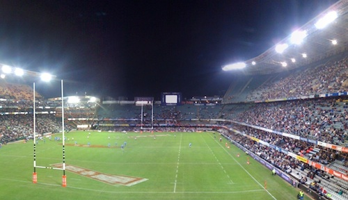 Absa Stadium in Durban