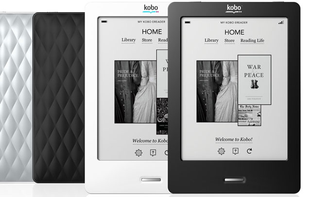 What is the difference between a Kindle and a Kobo?