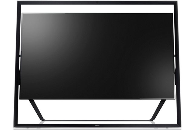 Samsung's new S9 4K ultra-high-definition TV