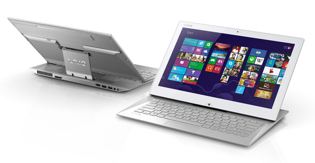 The Sony Vaio Duo 13