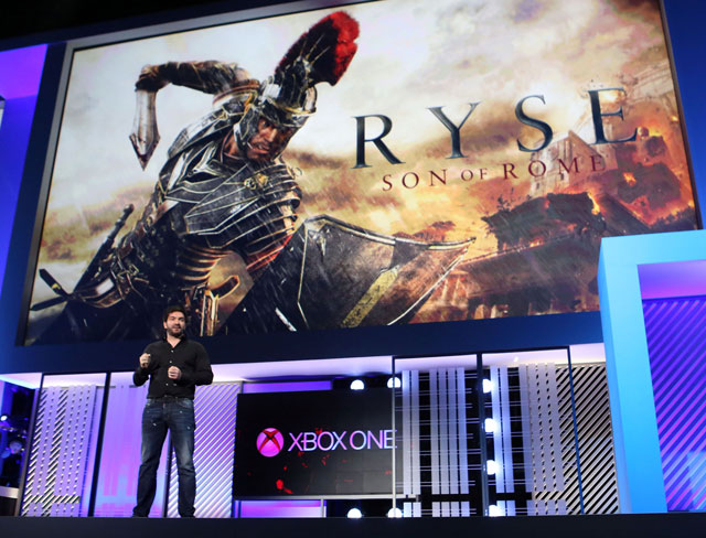 Can Microsoft Ryse again after a poor E3 showing?