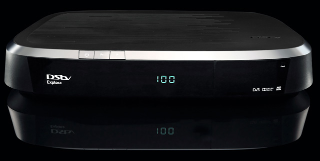 MultiChoice's DStv Explora personal video recorder