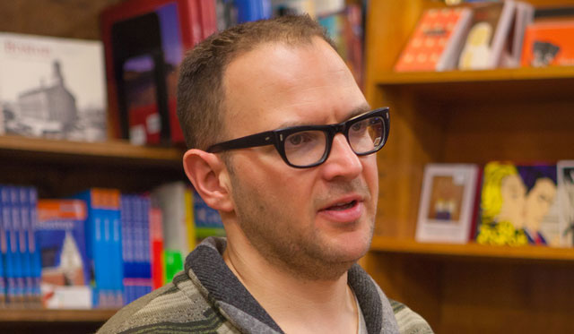 Cory Doctorow - image by Katsoulis Photography (CC BY-SA 2.0)
