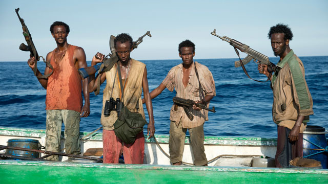 Predators of the sea: the Somalian pirates of Captain Phillips