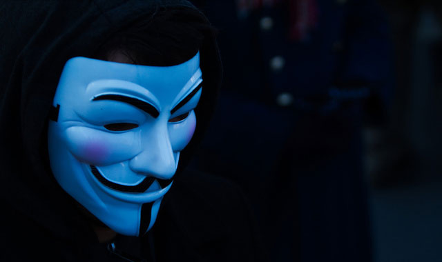 Anonymous - cover
