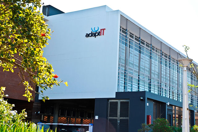 Adapt IT's head office in Durban