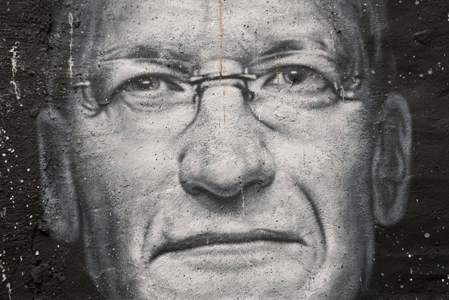 Tim Cook portait, by  Thierry Ehrmann