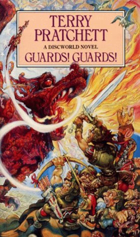 Guards! Guards! (1989). Corgi