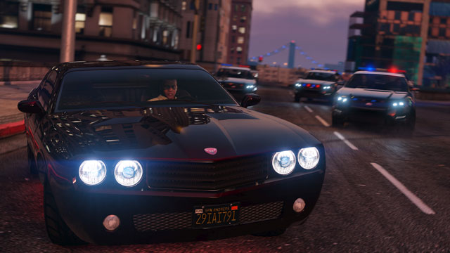 'Grand Theft Auto V' Plays Big Role In Developing Self-Driving Vehicles