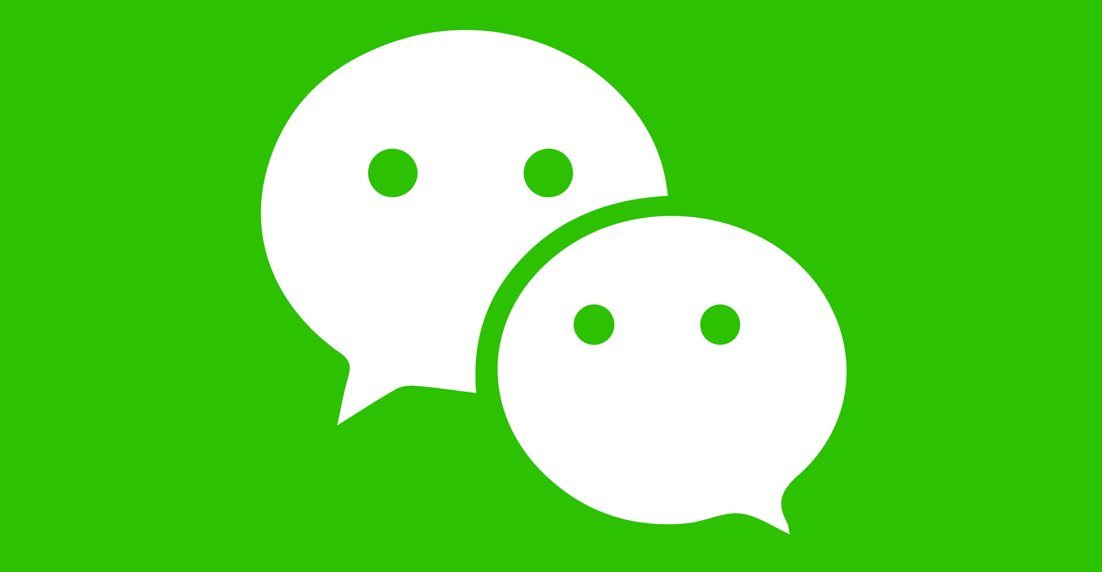 WeChat now has more than a billion users
